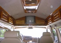 Limousine Conversion Van